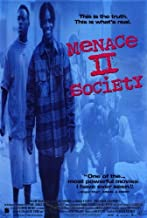 Menace II Society 11 x 17 Movie Poster - Style A by postersdepeliculas