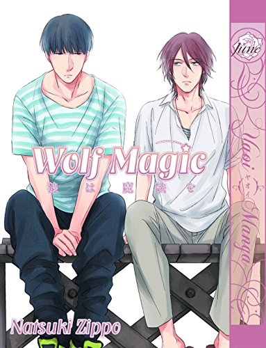Wolf Magic (Yaoi Manga)