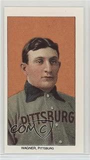Honus Wagner (Baseball Card) 1988 CCC 1909-11 T206 Reprints - [Base] #HOWA.2