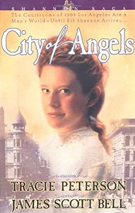 City of Angels (Shannon Family Saga) by Tracie Peterson (2001-12-06)