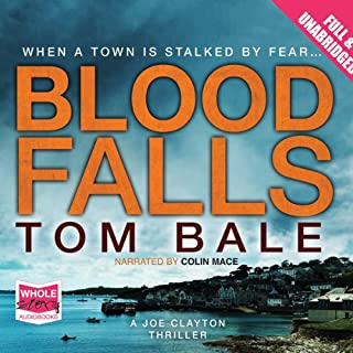 Blood Falls cover art
