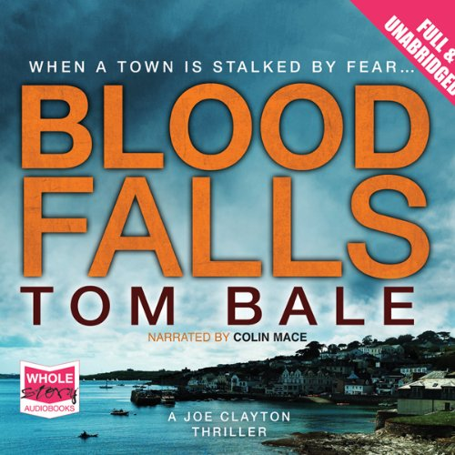Blood Falls audiobook cover art