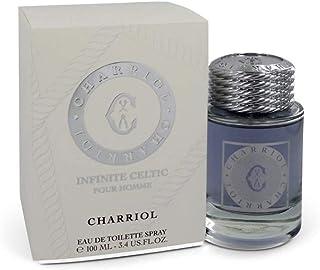 Charriol Infinite Celtic Pour Homme Eau de Perfume for Men 100ml, 3331437180032
