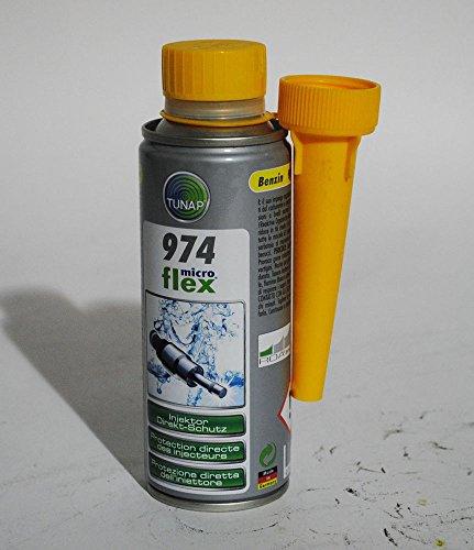 TUNAP Microflex 974Für Benzin Injektor Reiniger 200ml