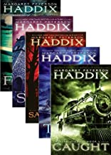 The Missing Pack By Margaret Peterson Haddix 5 Book Set Includes Books One-Five: Found; Sent; Sabotaged; Torn; and Caught (The Missing 5 Book Set)