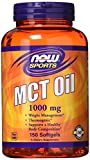 Best now Mct Oils - Now Foods MCT Oil Softgels, 1,000 mg, 150 Review