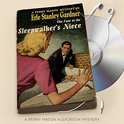 The Case of the Sleepwalker's Niece audiobook cover art
