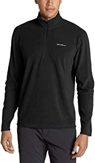 Eddie Bauer Men's Quest Fleece 1/4-Zip Pullover