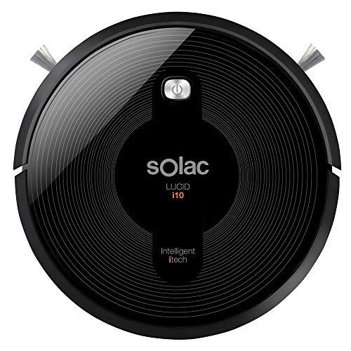 Solac Lucid i10 - Robot aspirador, programas de limpieza