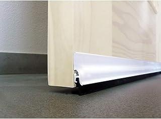 5/m Stormguard 05sr022005mw autoadhesivo burlete espuma de seda blanco