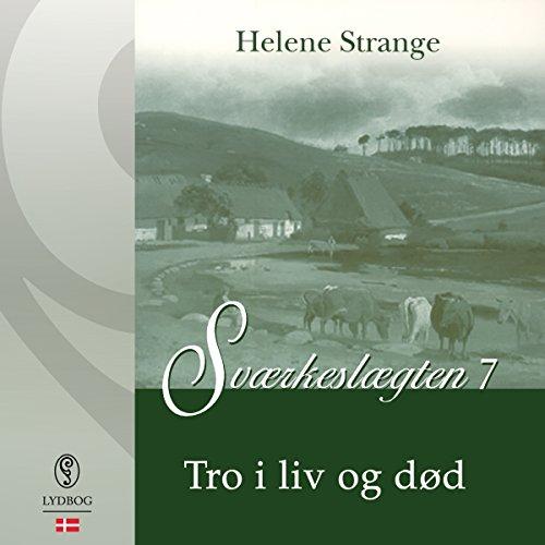 Tro i liv og død audiobook cover art