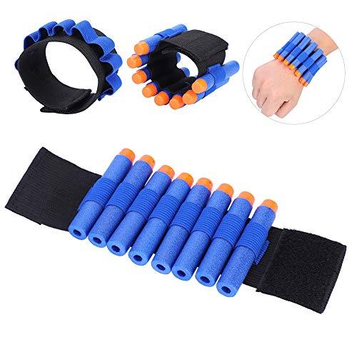 Dilwe Soft Bullets Armband, Bullets Afbewahrung Armband Armgürtel Taktik Strap