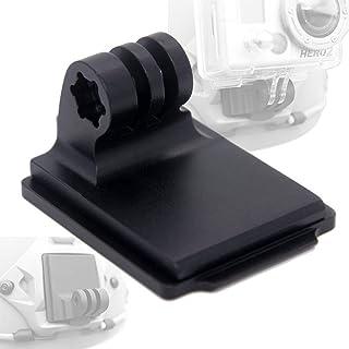 Paintball Airsoft Tactical Aluminum Fixed Helmet Night Vision Goggle NVG Mount Base Holder Adapter for Gopro HD GoPro Hero 1, Hero 2, Hero 3, Hero 3+, Hero 3 Plus, Hero 4 5 Camera SJCAM
