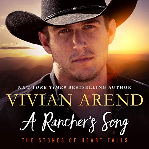 A Rancher's Song audiobook cover art
