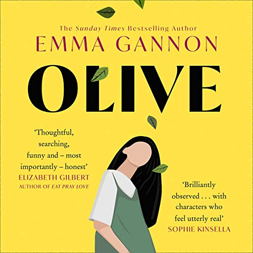 Couverture de Olive