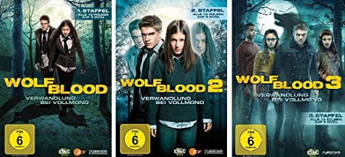 Wolfblood Wolfblood Band 2