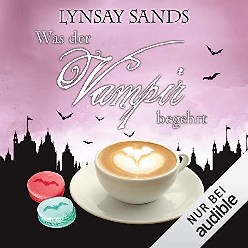 Was der Vampir begehrt Titelbild