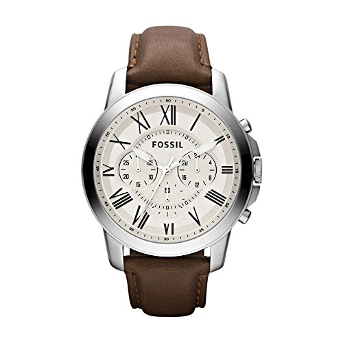 FOSSIL Chronograph Grant FS4735IE