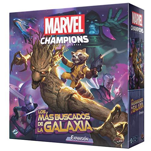 Marvel Champions - Los más buscados de la Galaxia