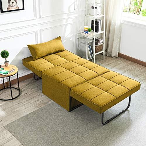Circular sofa bed _image0