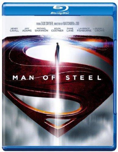 Man Of Steel [Edizione: Regno Unito] [ITA] [Reino Unido] [Blu-ray]