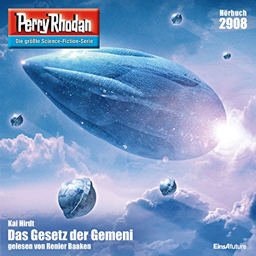 Das Gesetz der Gemeni audiobook cover art