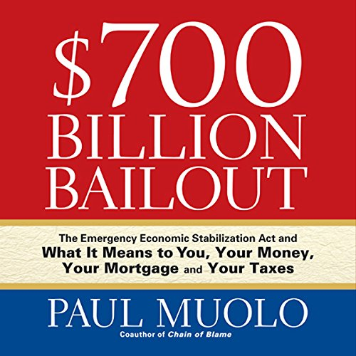 $700 Billion Bailout audiobook cover art