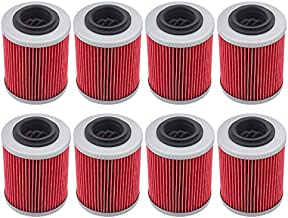 Tvent HF152 152 Oil Filter Replacement for Bombardier Outlander Max 330 400 650 800 500 1000 DS650 DS650X BAJA Replace 420256188 711256188