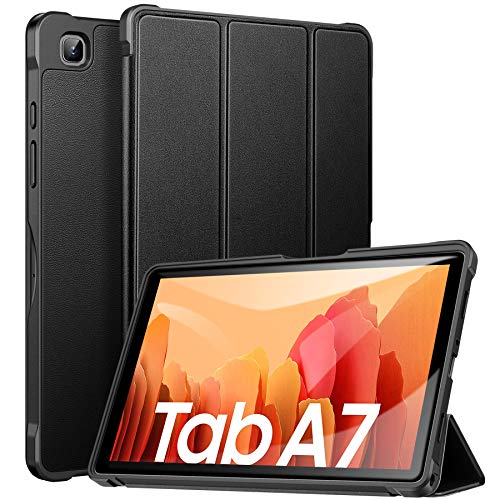 Ztotop Case for Samsung Galaxy Tab A7 10.4 Inch 2020 Release (SM-T505/SM-T500/SM-T507), Trifold Standing+Full Protective Case for 10.4 Inch Samsung Galaxy A7 2020 Tablet,Black