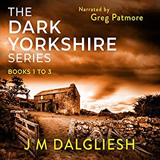 The Dark Yorkshire Series: Books 1-3 cover art