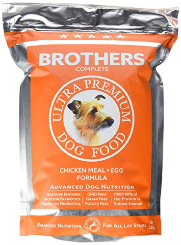 Brothers Complete Advanced Allergy Care - Chicken Meal & Egg - 5 lb
