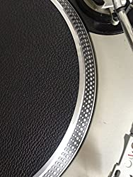 Premium Leather Deer Hide Turntable Mat Review