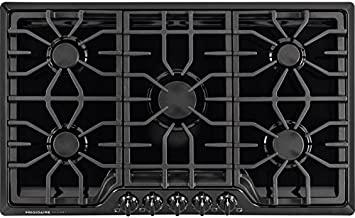 Frigidaire FGGC3645QB - Frigidaire Gallery 36 Gas Cooktop in Black