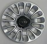 Juego de Tapacubos 4 Tapacubos Diseño de Fiat 500L Desde 2012 r 15