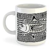 Taza Buceo Tuna Tribal