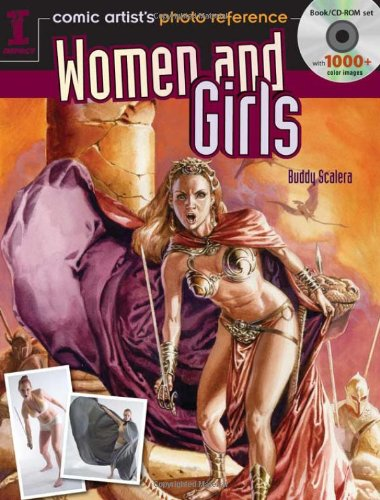 Comic Artist's Photo Reference: Women and Girls