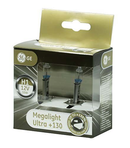 Price comparison product image H1 12 V 55 W P14.5 s,  MegaLight Ultra + 130 % 2pcs. GE 50310XNU.