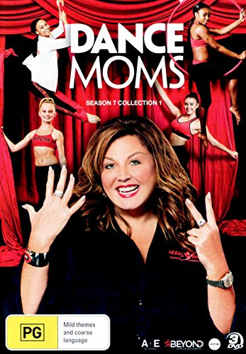 DANCE MOMS: SEASON 7 COLLECTION 1 - DANCE MOMS: SEASON 7 COLLECTION 1 (3 DVD)