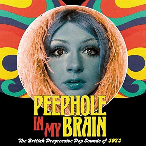 Peephole In My Brain British Progressive Pop Sounds Of 1971 Various product image