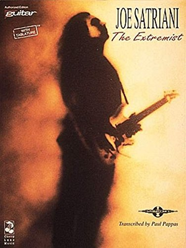 Play It Like It Is Guitar Joe Satriani The Extremist Tab