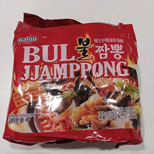Selling rankings Paldo Lee Yeonbok Jjajang Myun New sales Jjamppong Oun Soup 4.90 Noodle