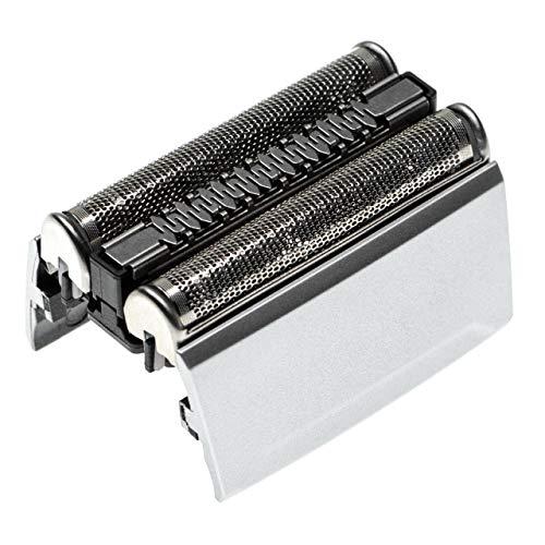 vhbw 1x Scherkopf passend für Braun 5050cc (5748/5749), 5070cc (5748/5749), 5080cc (5748/5749) Rasierer, silber