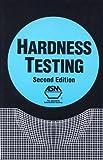 Hardness Testing - Harry Chandler