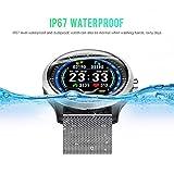 Zoom IMG-2 smart watch n58 ecg ppg