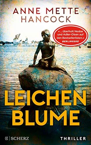 Buchseite und Rezensionen zu 'Leichenblume: Thriller' von Anne Mette Hancock
