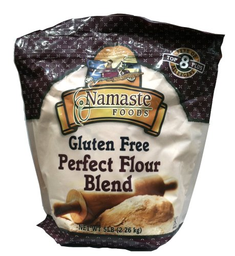 Namaste Foods Gluten Free PERFECT FLOUR Blend 5LB (5 Pack)