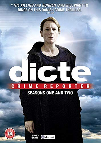 Crime Reporter: Seasons 1+2