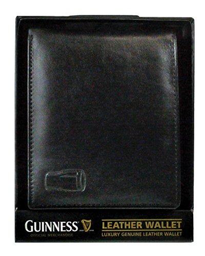 Guinness Geldboerse Leder