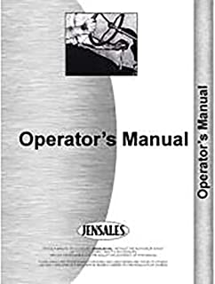 New Massey Ferguson 304T Snowmobile Operator's Manual (Ski Whiz)