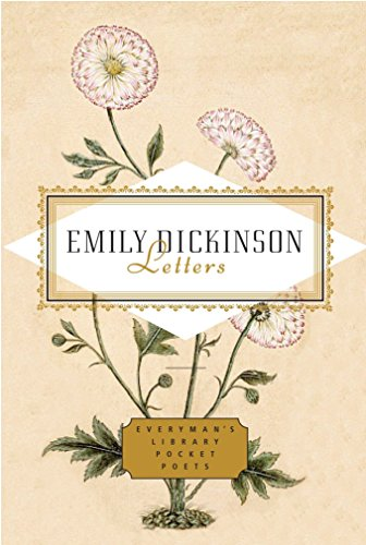 Image of Letters: Emily Dickinson (Everyman's Library Pocket Poets Series)